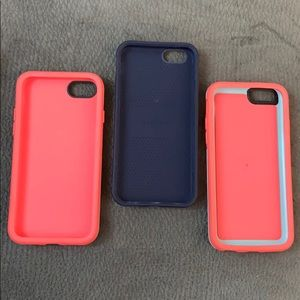 OtterBox Accessories - 3 iPhone 7 or 8 Cases 2x OtterBox +$65 Accessories
